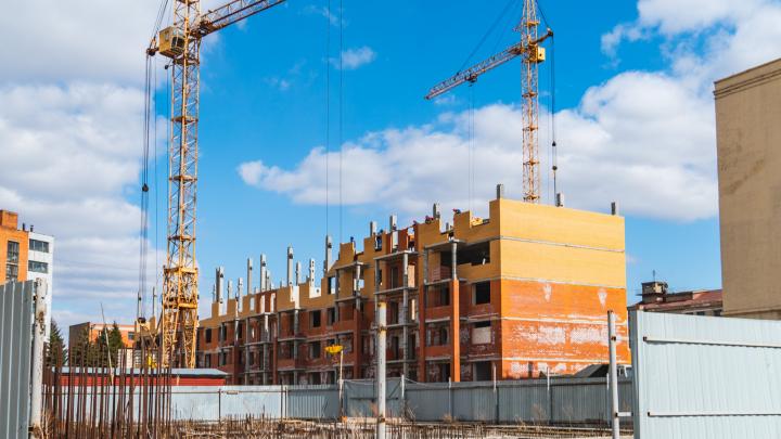В Омске построят новый дом для переселенцев из аварийного жилья