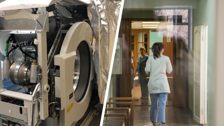 Как больница Северодвинска, где лечат COVID-19, справляется без КТ-аппаратов. Ответ Минздрава региона