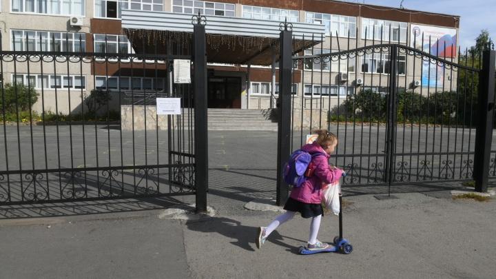В Свердловской области коронавирусом стали чаще заражаться дети