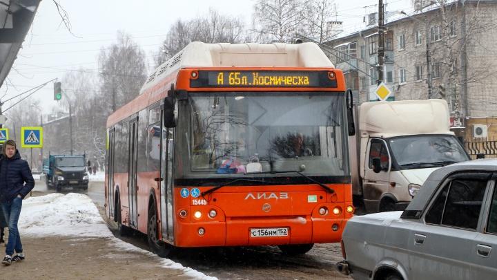 Нижний Новгород получил последние 70 новых автобусов