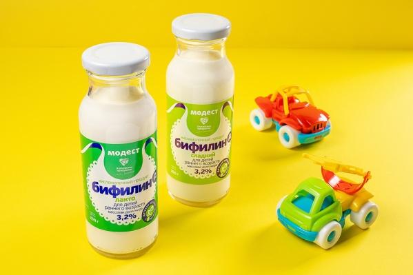 Для производства кисломолочных продуктов используются закваски собственного производства