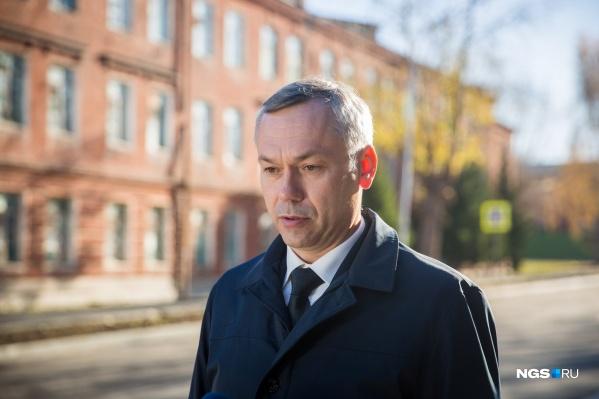 На внеочередном заседании правительства губернатор Андрей Травников объявит, по каким правилам будет жить наш регион на время пандемии