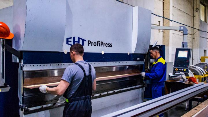 «Открываем по четыре завода в год»: как работает уральская строительная компания из списка Forbes