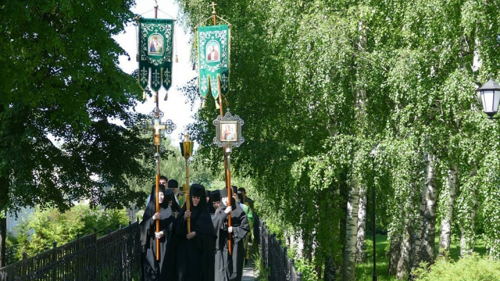 С Дивеевского монастыря сняли карантин