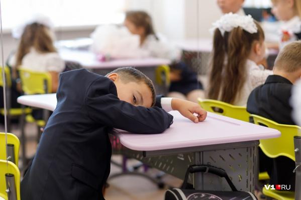Родители переживают, что дошколята не успеют подготовиться к будущему учебному году
