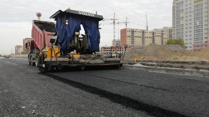 На 3-й Островской не будет воды до конца дня из-за строительства новой дороги