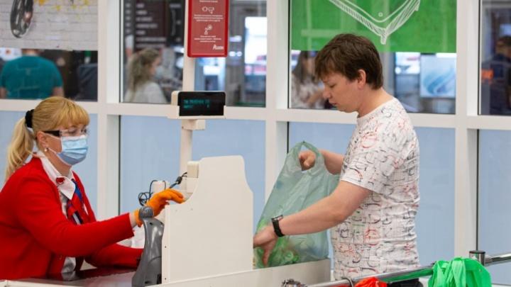 Продавцов магазина в Челябинской области оштрафовали за работу без масок