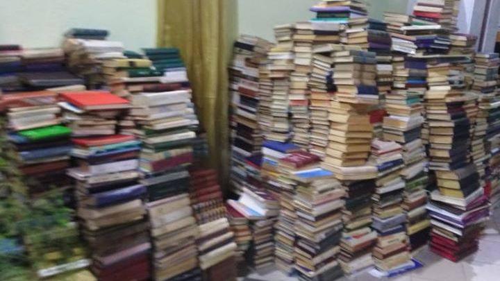 Санаторий «Зелёная роща» обвинили в уничтожении крупной библиотеки