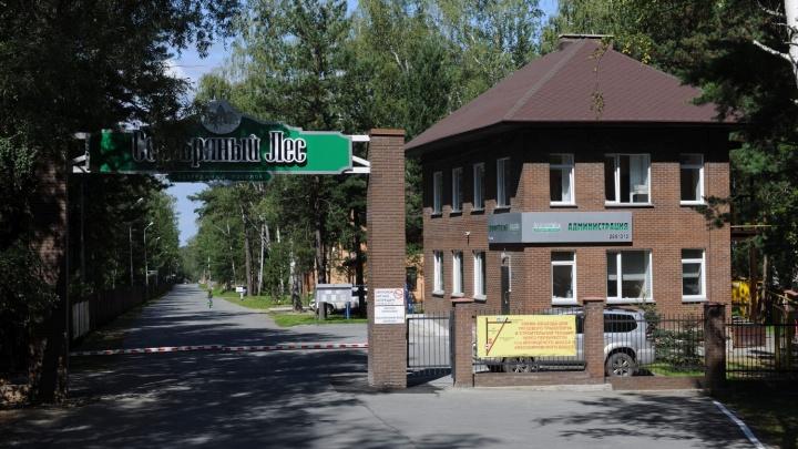 Могут себе позволить: новосибирцы покупают коттеджи для изоляции в престижном месте на Мочищенском шоссе