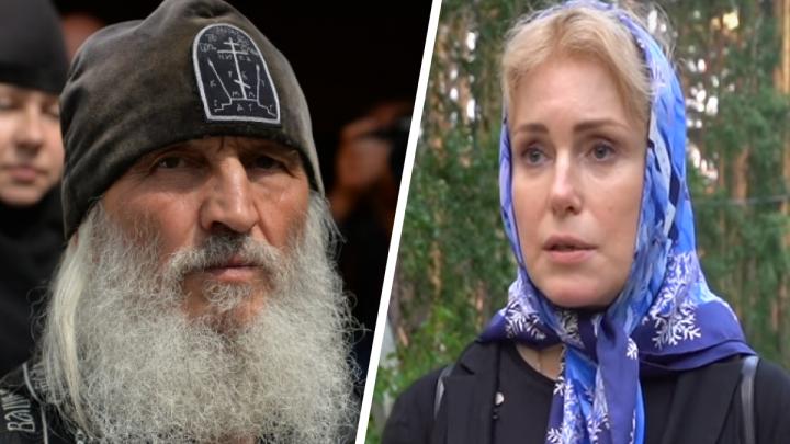 «Молиться за него надо!» Актриса Мария Шукшина приехала на Урал, чтобы вступиться за отца Сергия