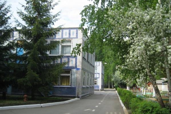 Детский сад, где отстранили воспитателя, находится на улице 40-летия Победы