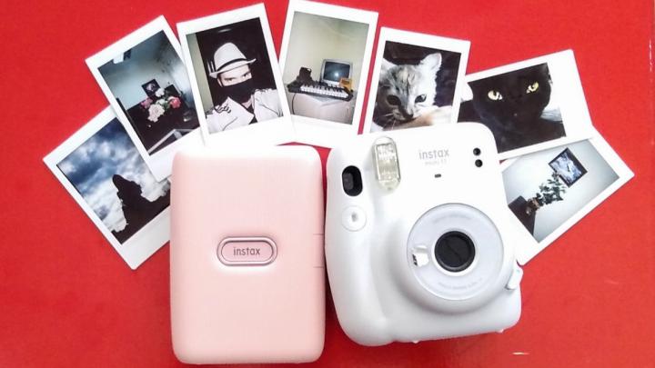 Мал, да удал: испытываем самый мимимишный фотоаппарат моментальной печати