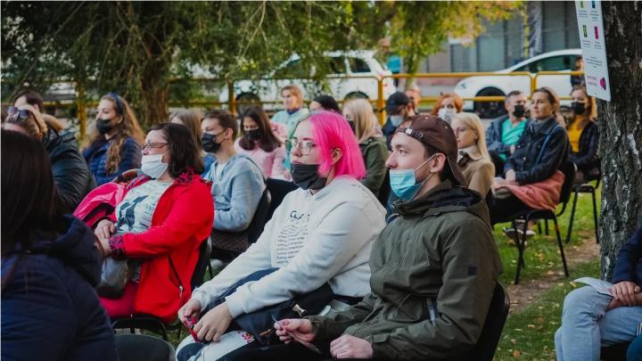 В Тольятти завершился Фестиваль уличного кино