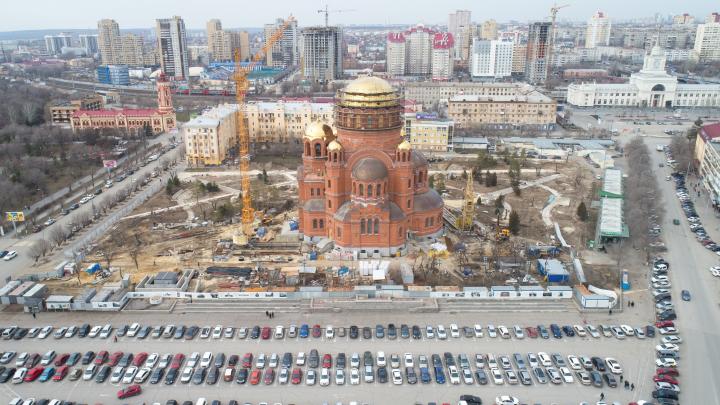Волгоградская епархия: мы не были инициаторами переименования площади Павших Борцов в Соборную