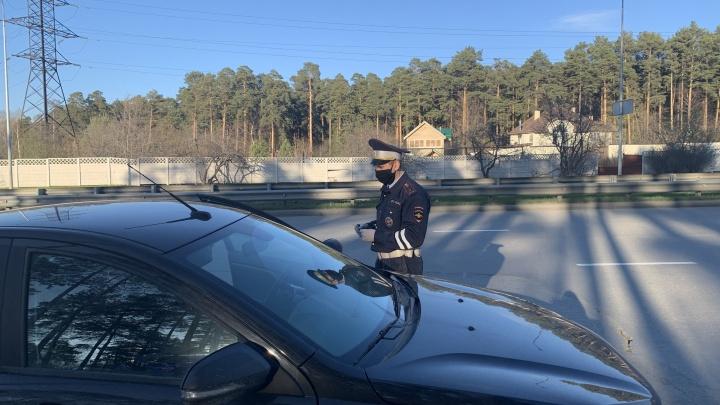 «Ключи были на капоте»: экипаж ГИБДД задержал автоугонщика, катавшего друзей по Сортировке