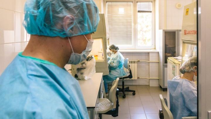 В Чулымском районе зафиксирован первый больной с коронавирусом