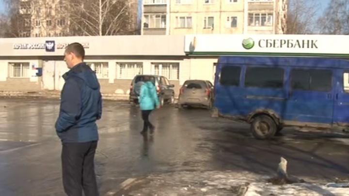 Появились подробности разбойного нападения на инкассатора в Нижнем Новгороде