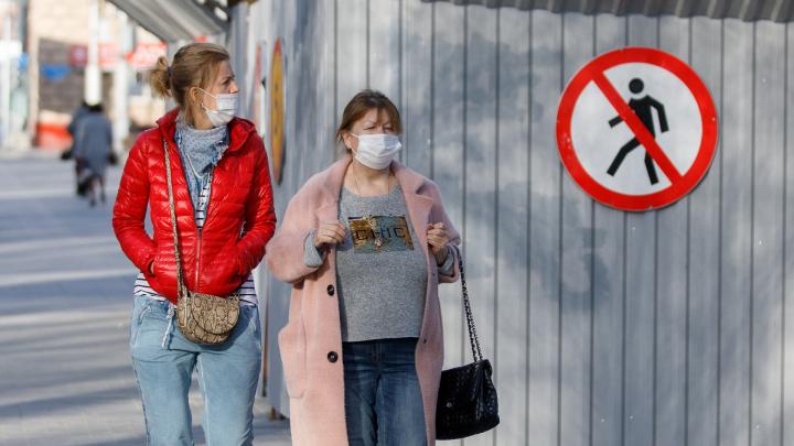 688 человек с COVID-19: всё, что известно о коронавирусе в Архангельской области на 17 мая