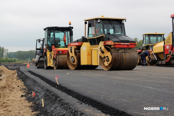 Пандемия коронавируса помешала и ремонту дорог в Омске