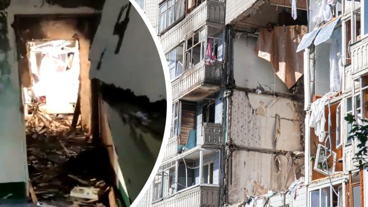 Лифт разворотило, вывернуло стены: спасатели показали, что творится внутри взорвавшегося дома