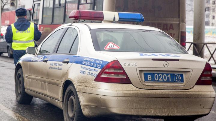 В Ярославской области в ДТП угодил рейсовый автобус: пассажиры в больнице