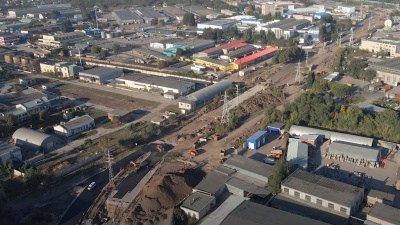 «Когда закончится это мучение?!»: в Самаре вновь возникли проблемы с реконструкцией Заводского шоссе