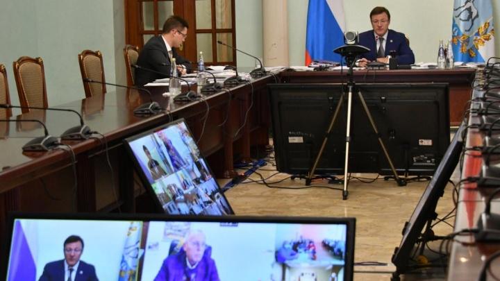 В Самарской области до конца года достроят еще 4 дома обманутых дольщиков