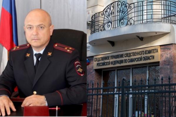 Вячеслав Хомских в органах ОВД работает с 1992 года