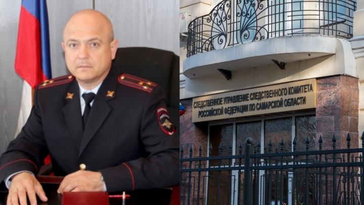 Начальника самарской полиции заподозрили в получении взятки от ОПГ «Законовские»
