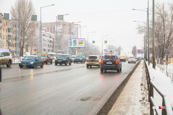 Улицу закроют для автомобилистов уже летом 2021 года