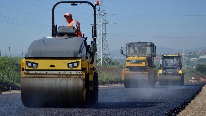 Движение по Северному шоссе к Солонцам откроют на неделю позже
