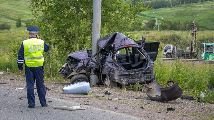 Из-за коронавирусных ограничений на дорогах края снизилось число умерших в авариях