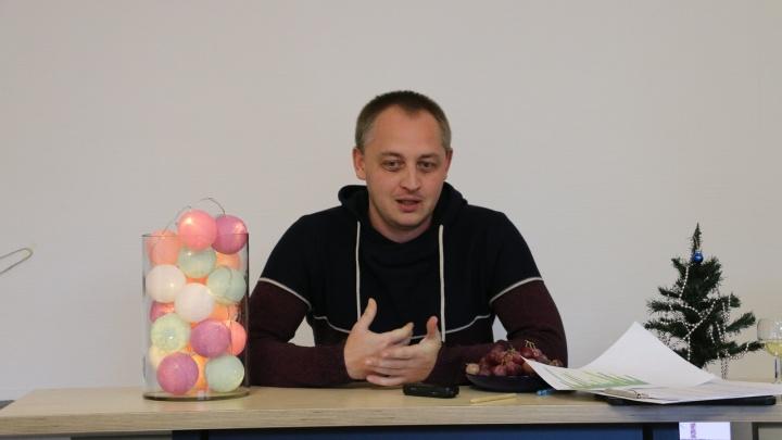 «Моя задача — альтернативный взгляд»: Дмитрий Жебелев стал советником губернатора