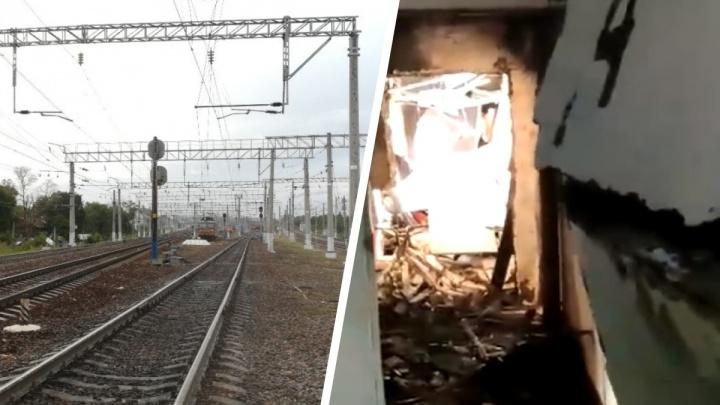 Кадры из взорвавшегося дома и смерть человека на рельсах: что случилось в Ярославле за сутки. Коротко