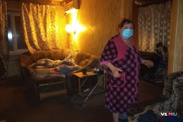 Тамара Георгиевна провела наедине с болезнью страшные 10 дней