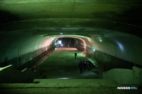 Зарезервированными остались всего 80 участков — для обслуживания уже построенных объектов метро