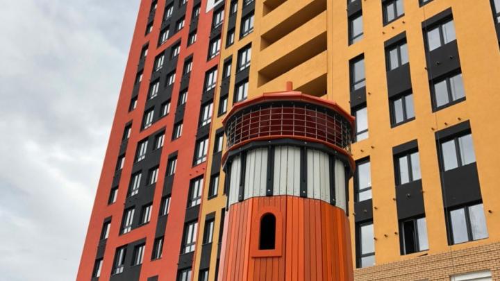 Они изменят Новосибирск: 23 новостройки, которые поражают своими фасадами и дворами