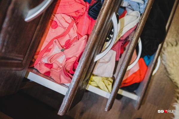 У вас есть шанс разобрать завалы в шкафах раз и навсегда