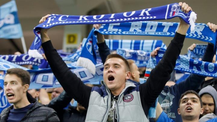 Волгоградский «Ротор» из-за коронавируса пропустил третий матч подряд