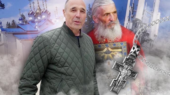 «Получается, мы не в Бога верим, а в спирт»: Дмитрий Соколов о конфликте в церкви, отце Сергии и 5G