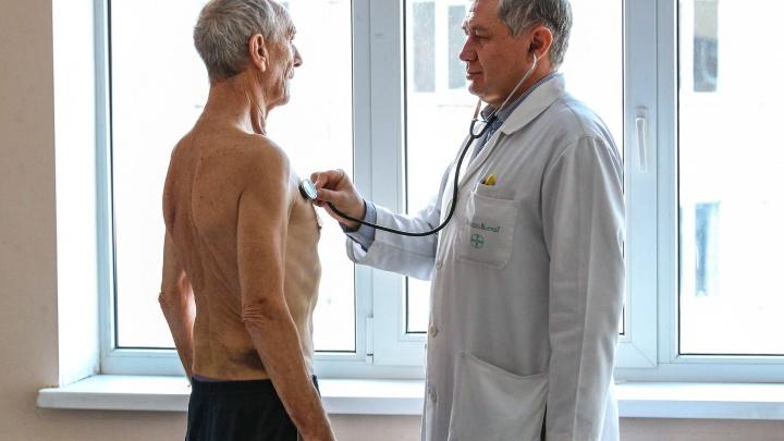 Число заболевших пневмонией за сутки в Башкирии перевалило за 400 человек