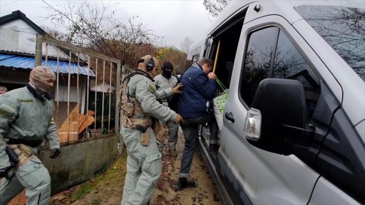 Силовики по показаниям Тесака задержали 6 подозреваемых в серии убийств мигрантов