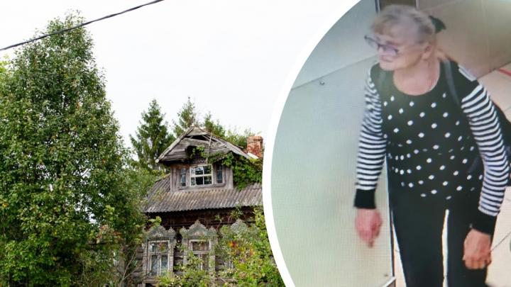 Оставила на столе записку: три версии таинственного исчезновения 79-летней пенсионерки