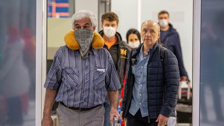В Ярославскую область из-за границы во время пандемии коронавируса вернулись 172 человека