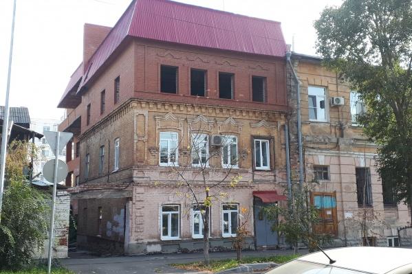 Куйбышева, 17 — это памятник регионального значения