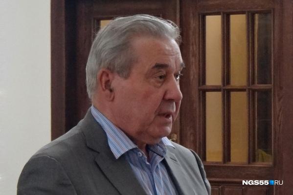 Сын 80-летнего политика работает главврачом ОКБ