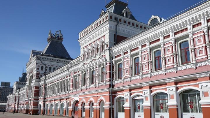 У Нижегородской ярмарки появится ещё один павильон