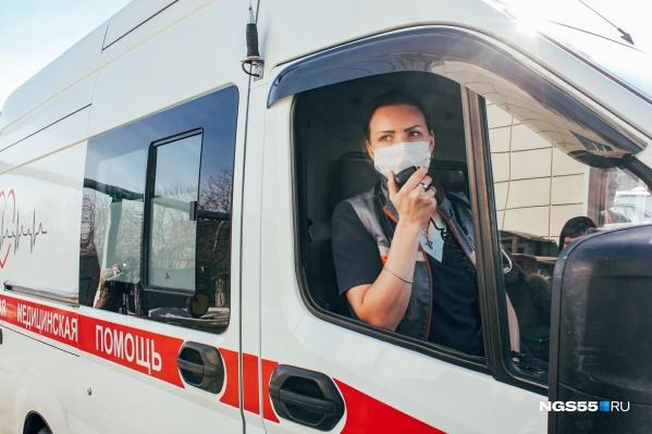 На 36 заболевших в Омской области приходится 16 выздоровевших