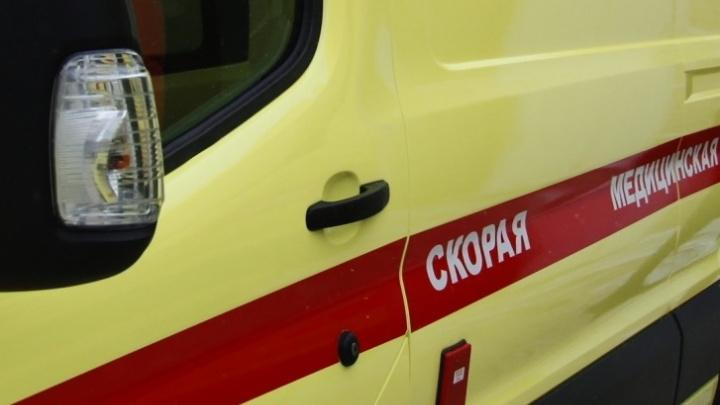 Грузовик сбил пешехода на кузбасской трассе