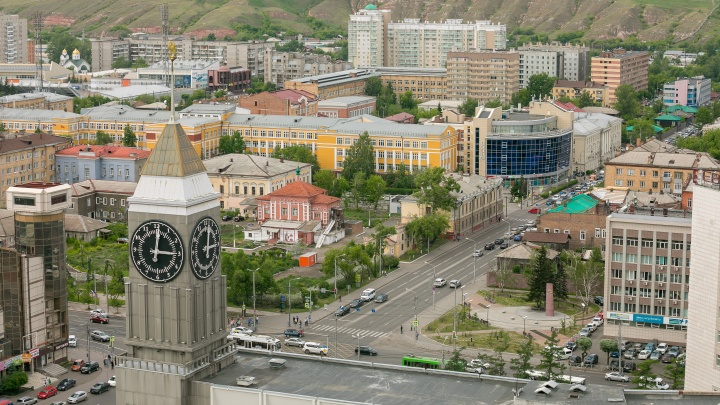 Коечный фонд Красноярска заполнен на 90%. Губернатор объяснил свой указ о продлении самоизоляции